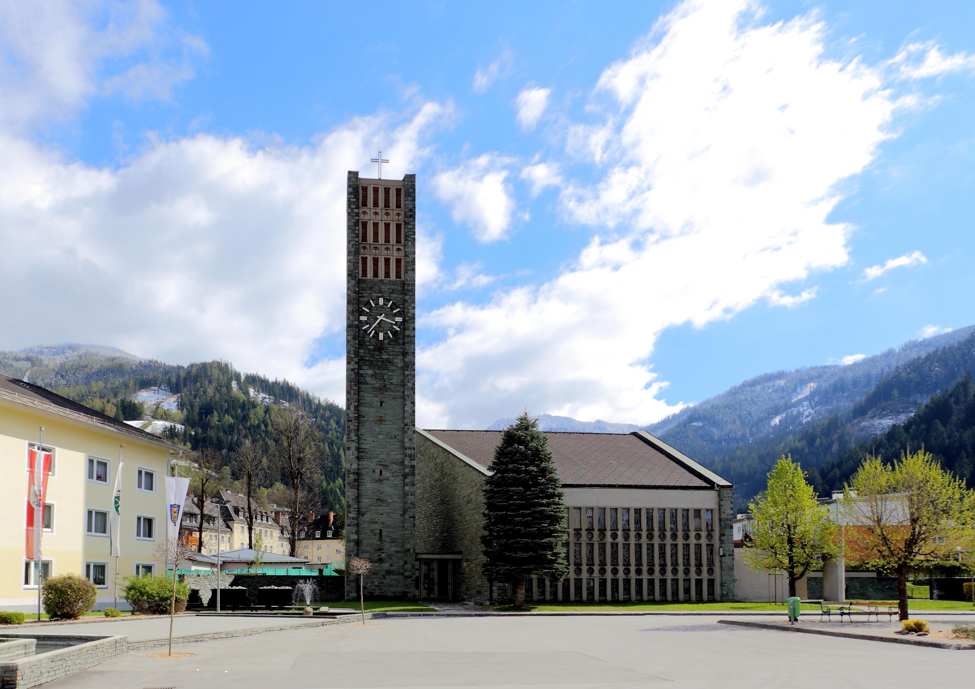 Trieben in Steiermark - Thema auf optical-mark-recognition.com