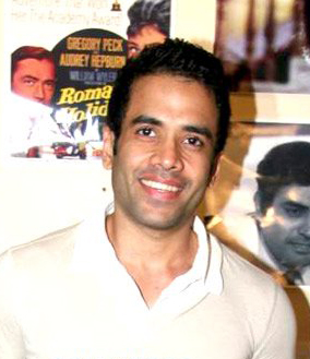 Photograph of Tusshar Kapoor