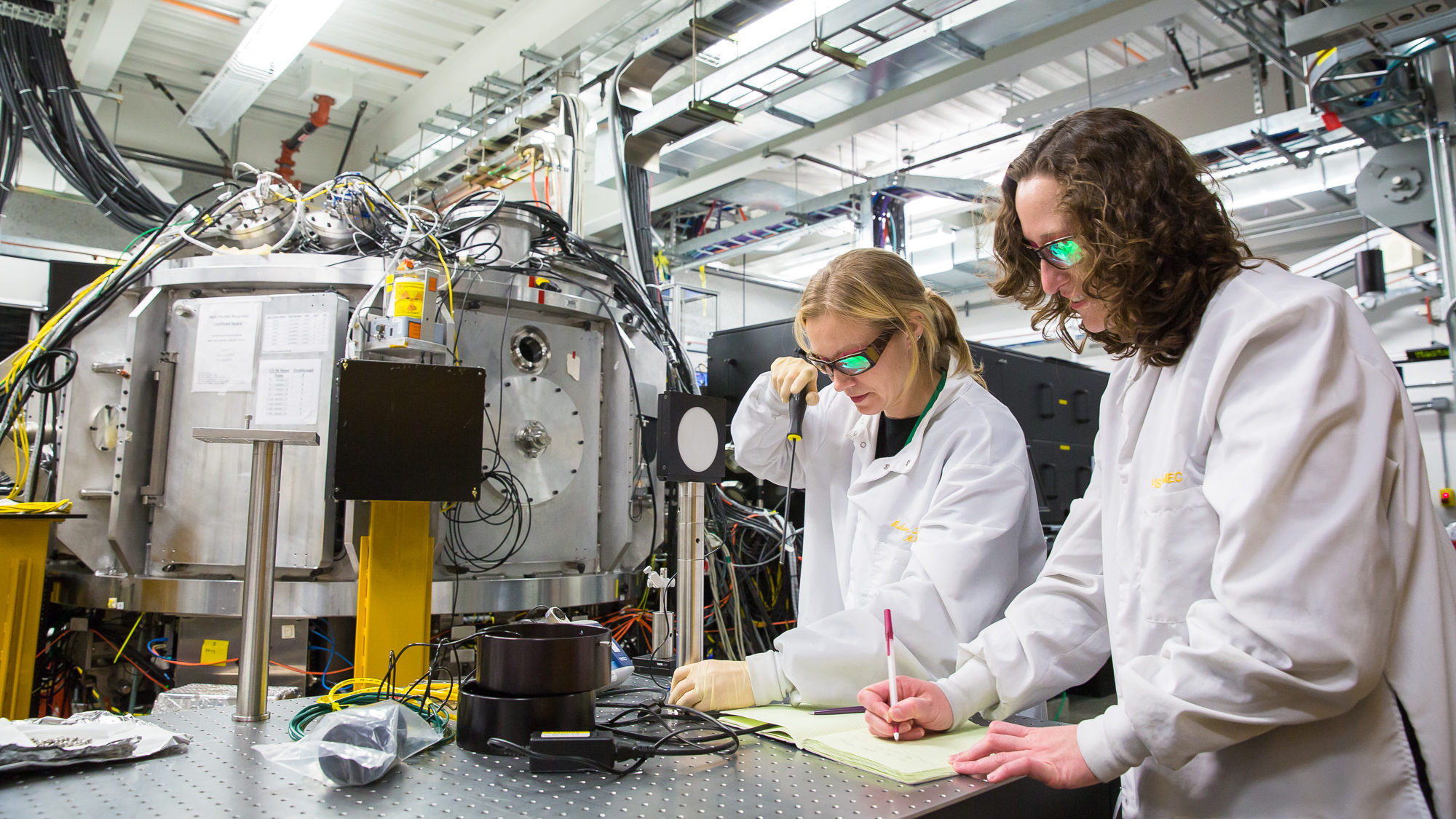 department of energy scientists research and development R&D