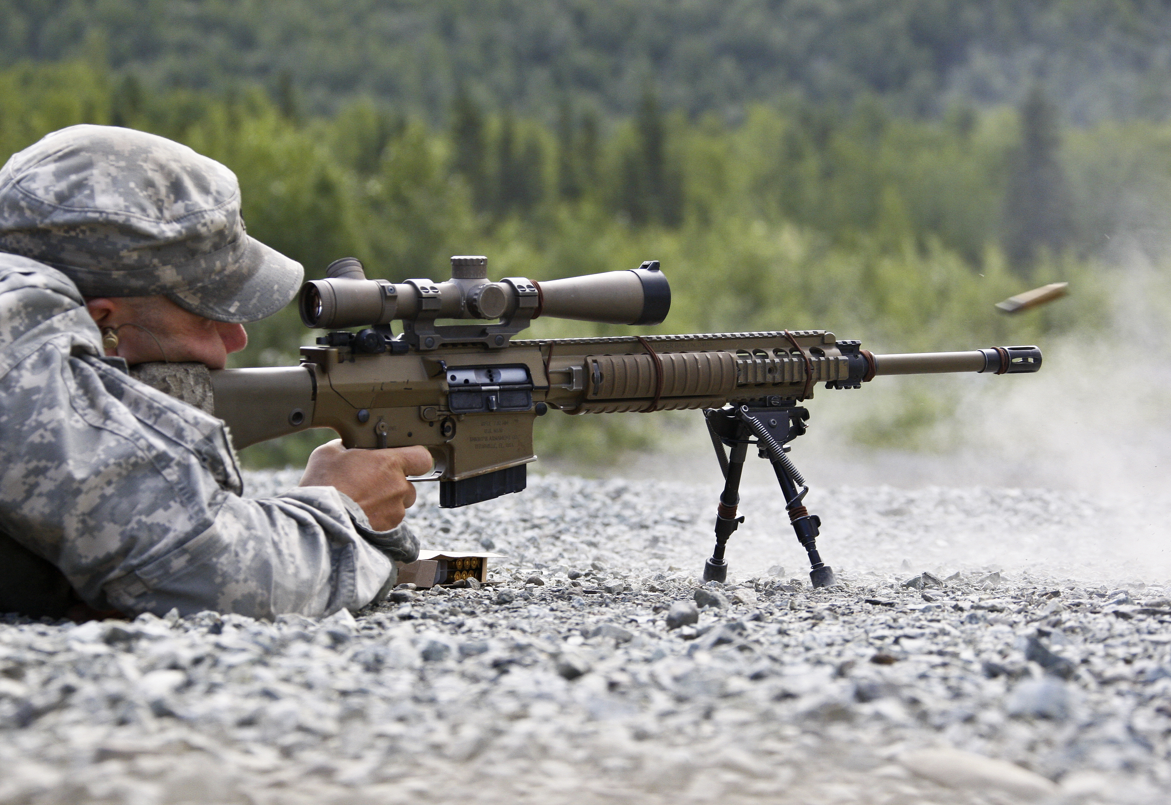 us army sniper school