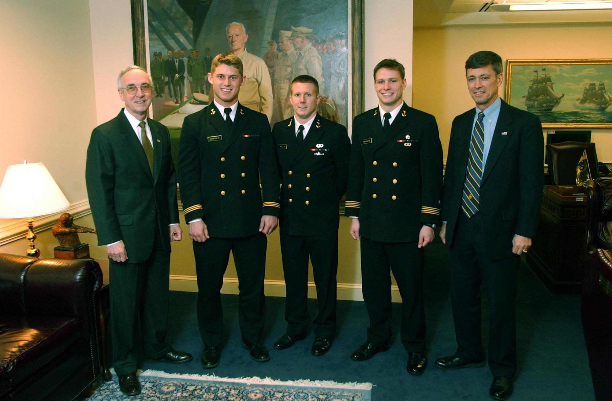 File:US Navy 050214-N-2568S-001 The 2005 U.S. Naval ...