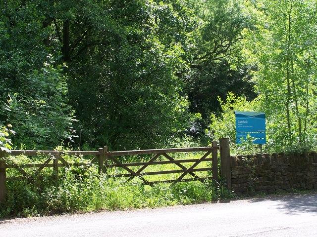 Ughill Brook, near Damflask Reservoir - geograph.org.uk - 1612418