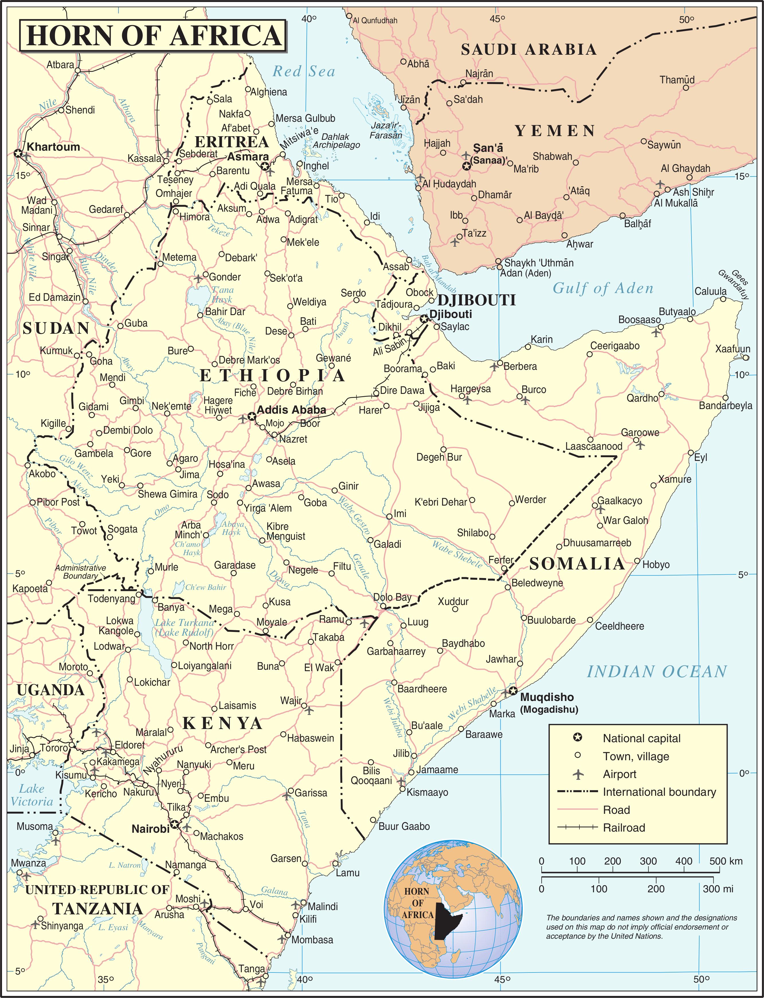 FileUnhornofafricapng Wikimedia Commons - Horn of africa map