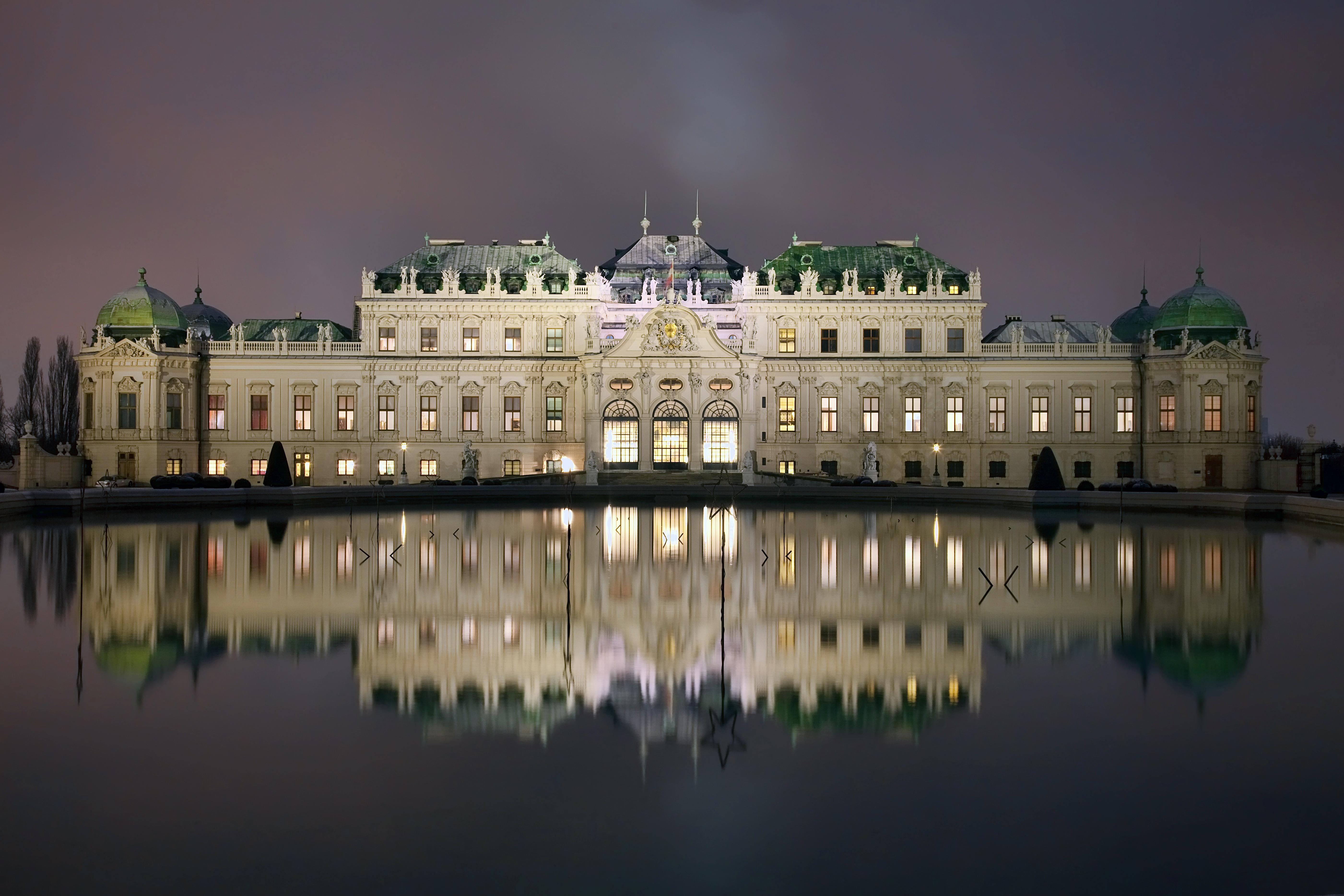 royal palace hd wallpaper
