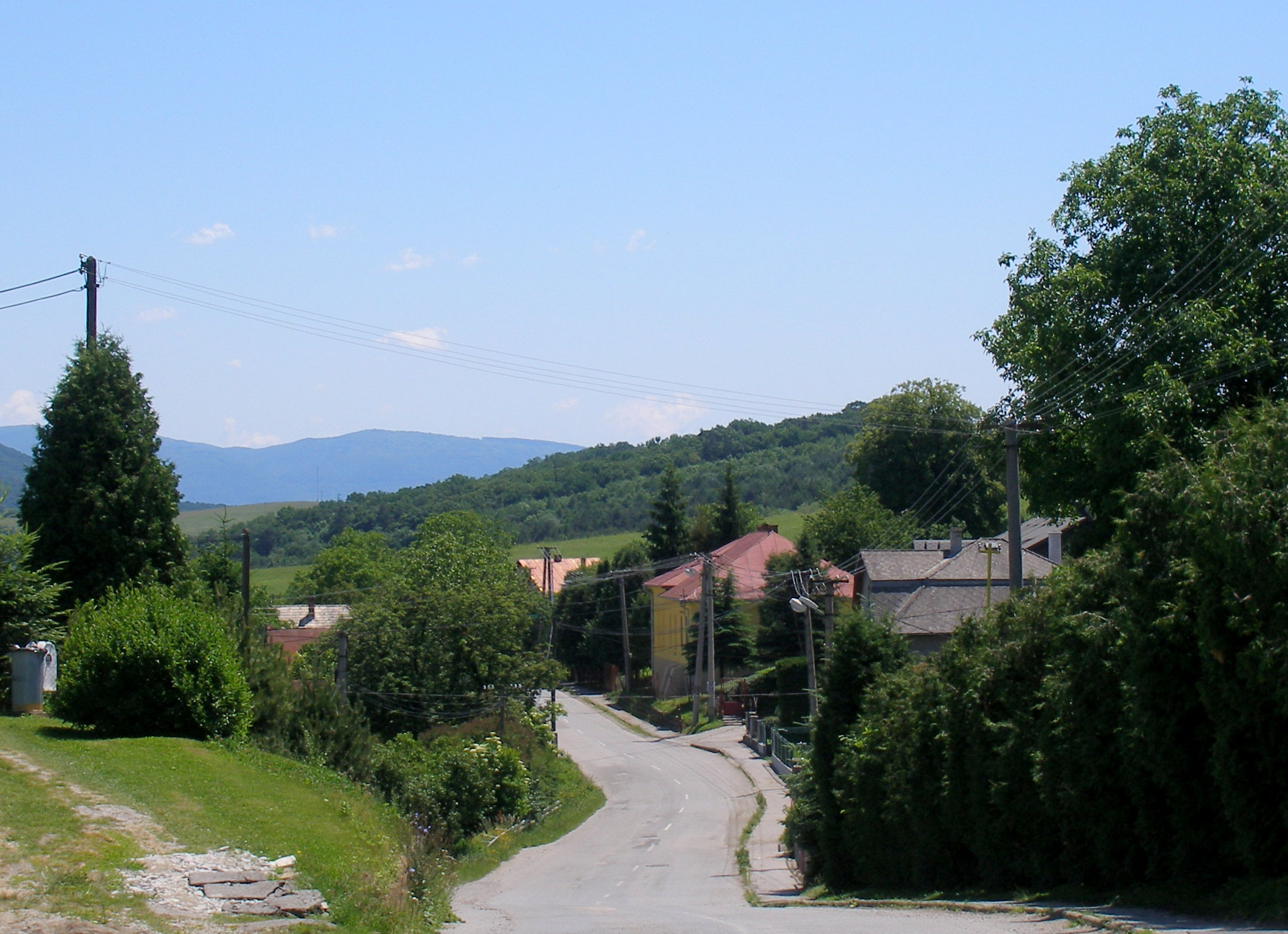 Uzovce is a village and municipality in Sabinov District ...