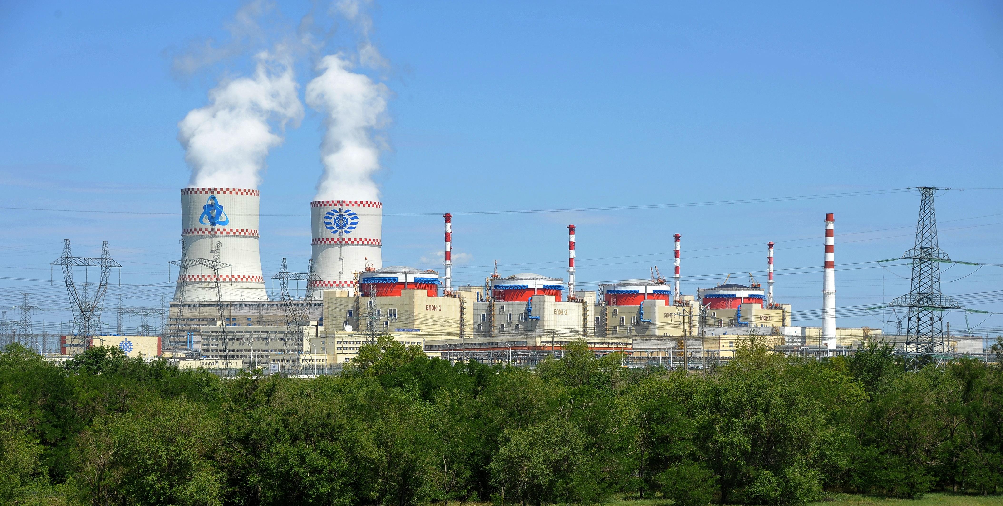 Ростовская АЭС — Википедия