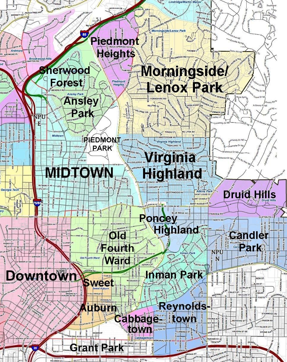 Apartments Virginia Highlands Ga