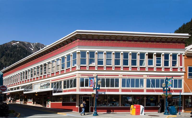 Valentine Building Juneau Alaska Wikipedia