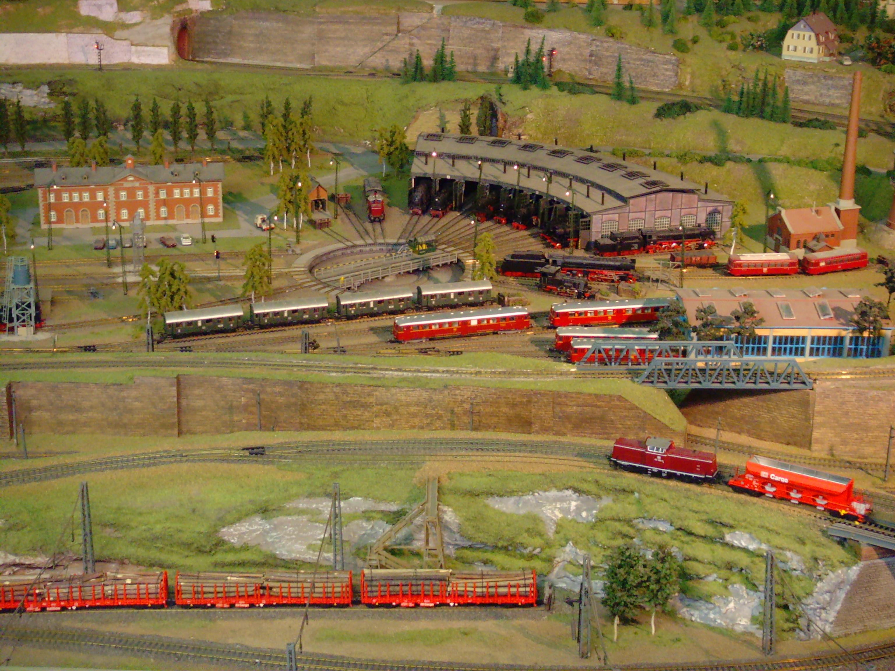 Modelleisenbahn Karlsruhe