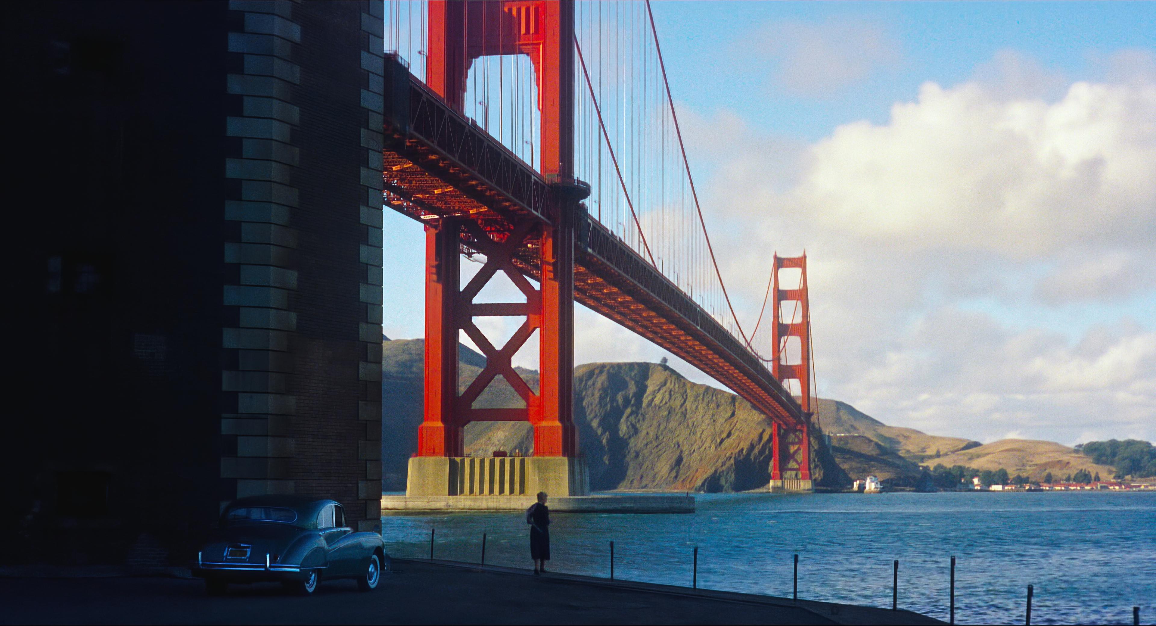 filevertigo 1958 trailer kim novak at golden gate bridge