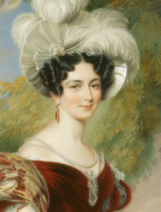 The Duchess of Kent by Sir George Hayter in 1835 Vicky of Kent.jpg