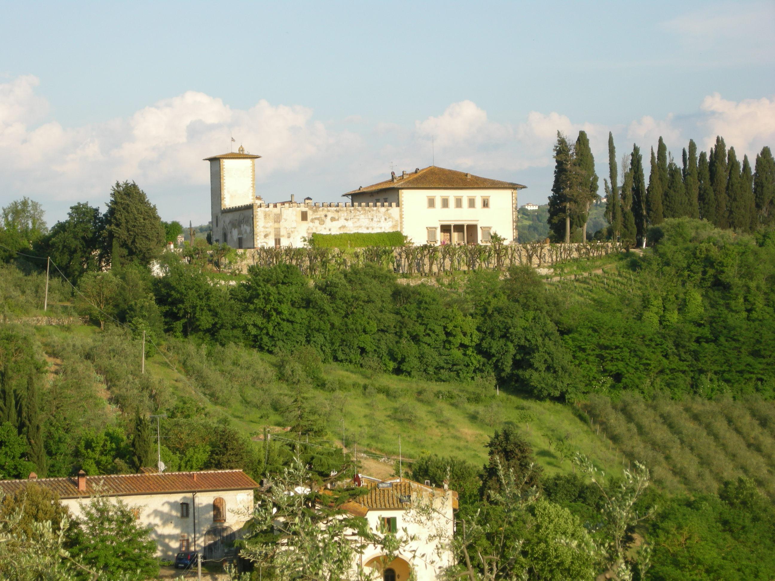Datei Villa In Via Della Luigiana 17 Bagno A Ripoli Jpg