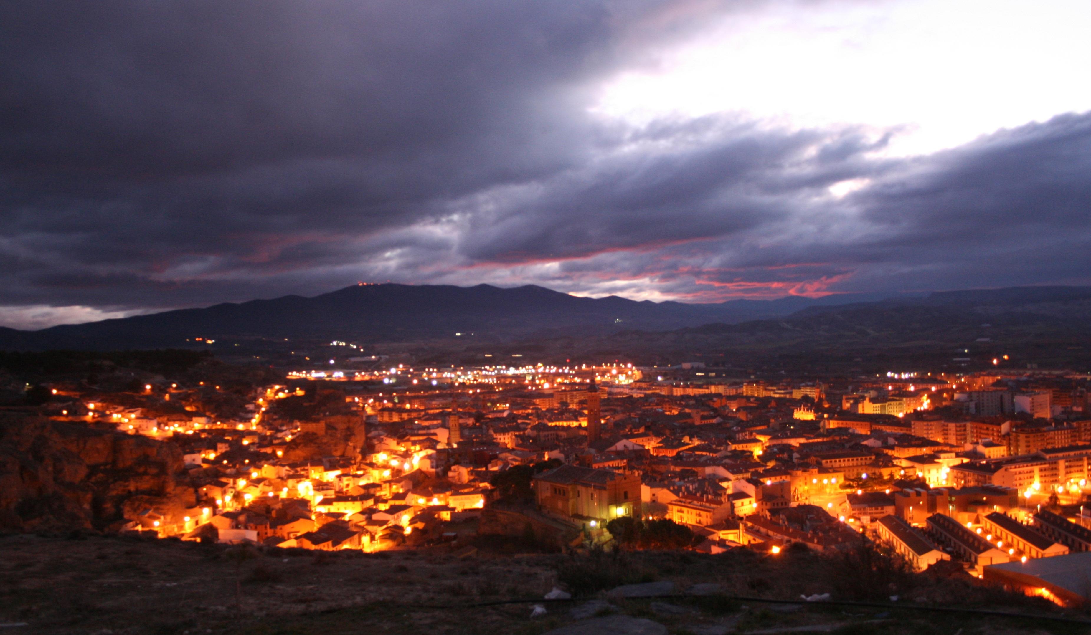File Vistas Panor 225 Micas De Calatayud Desde San Roque