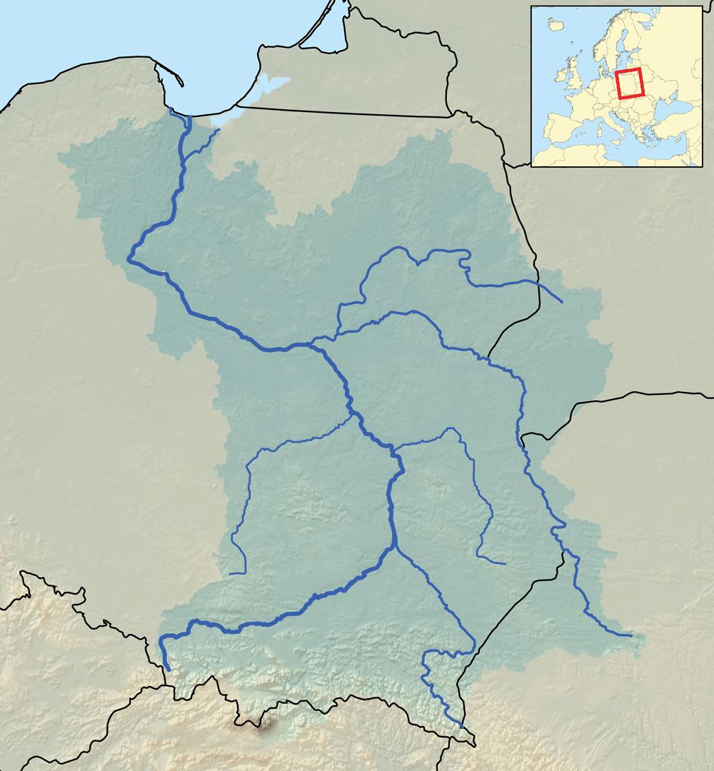 Vistula image information