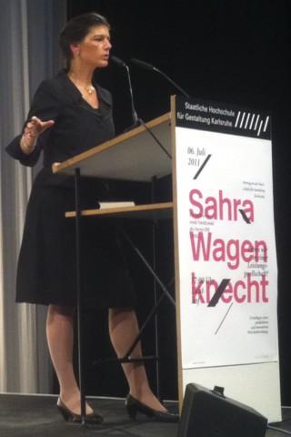 Wagenknecht hot sarah Sahra Wagenknecht