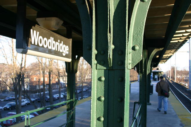 Woodbridge NJT Station. Source: Tom Simpson