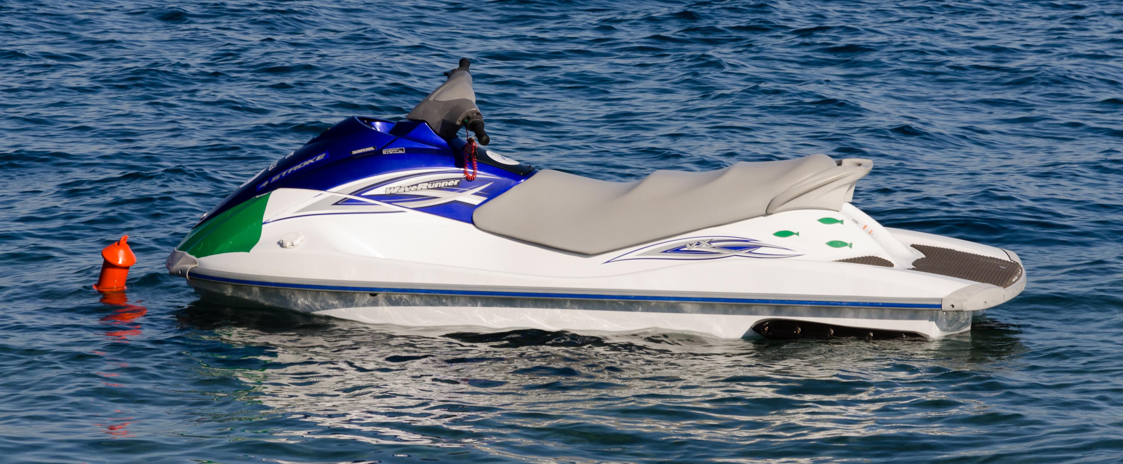 Yamaha Waverunner  Cc