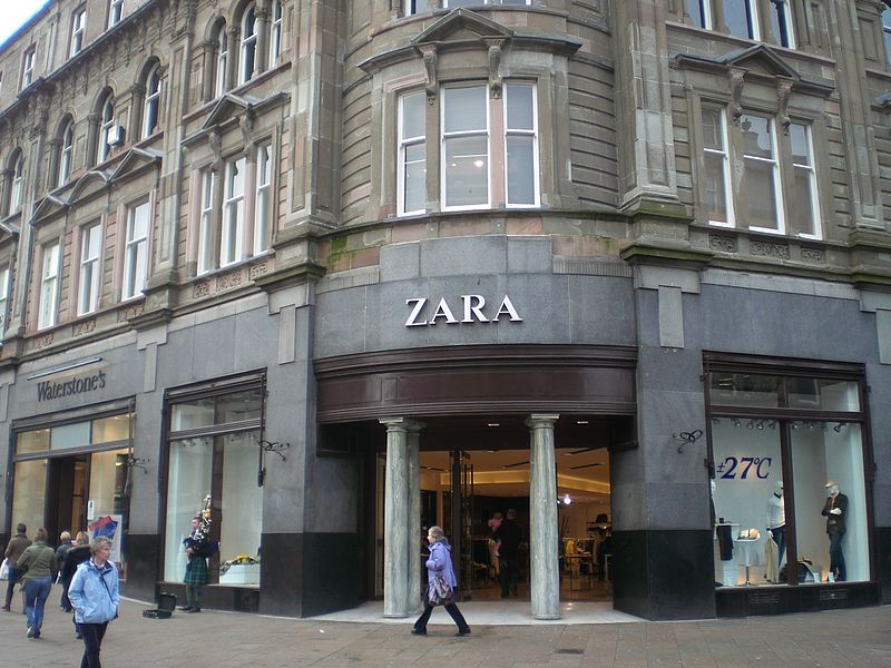 Zara (retailer) - Wikipedia