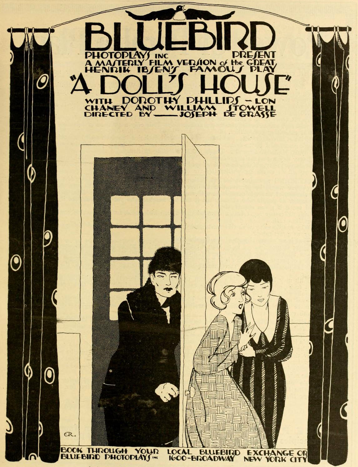 A Dolls House 1917 Film