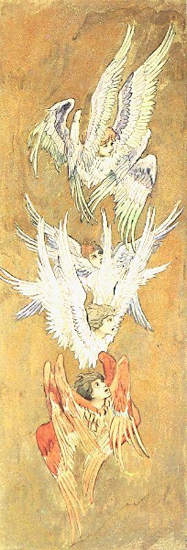 Серафимы (Виктор Васнецов, 1885—1896 годы)