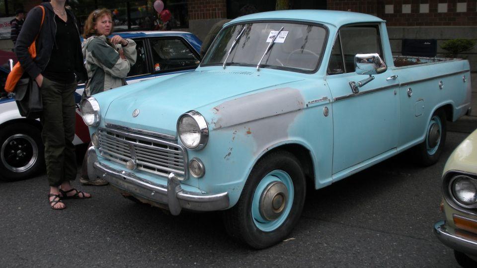1964 Datsun 1500 Fairlady - Exotic and Classic Car Dealership ...