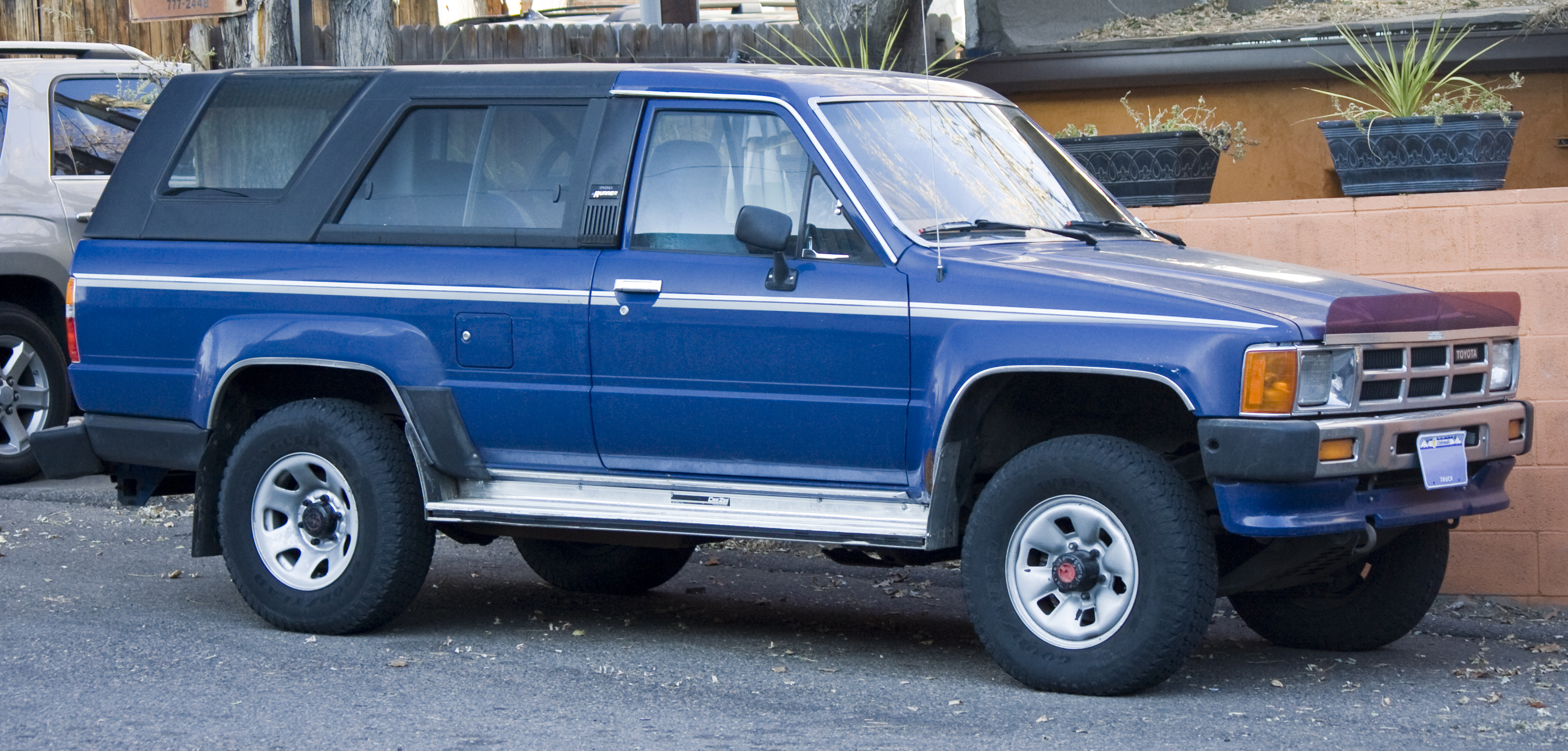 File 1986 Toyota 4runner Hf Jpg Wikimedia Commons