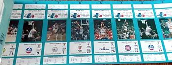 97dccb44e6f Season tickets for the Hornets' inaugural season.