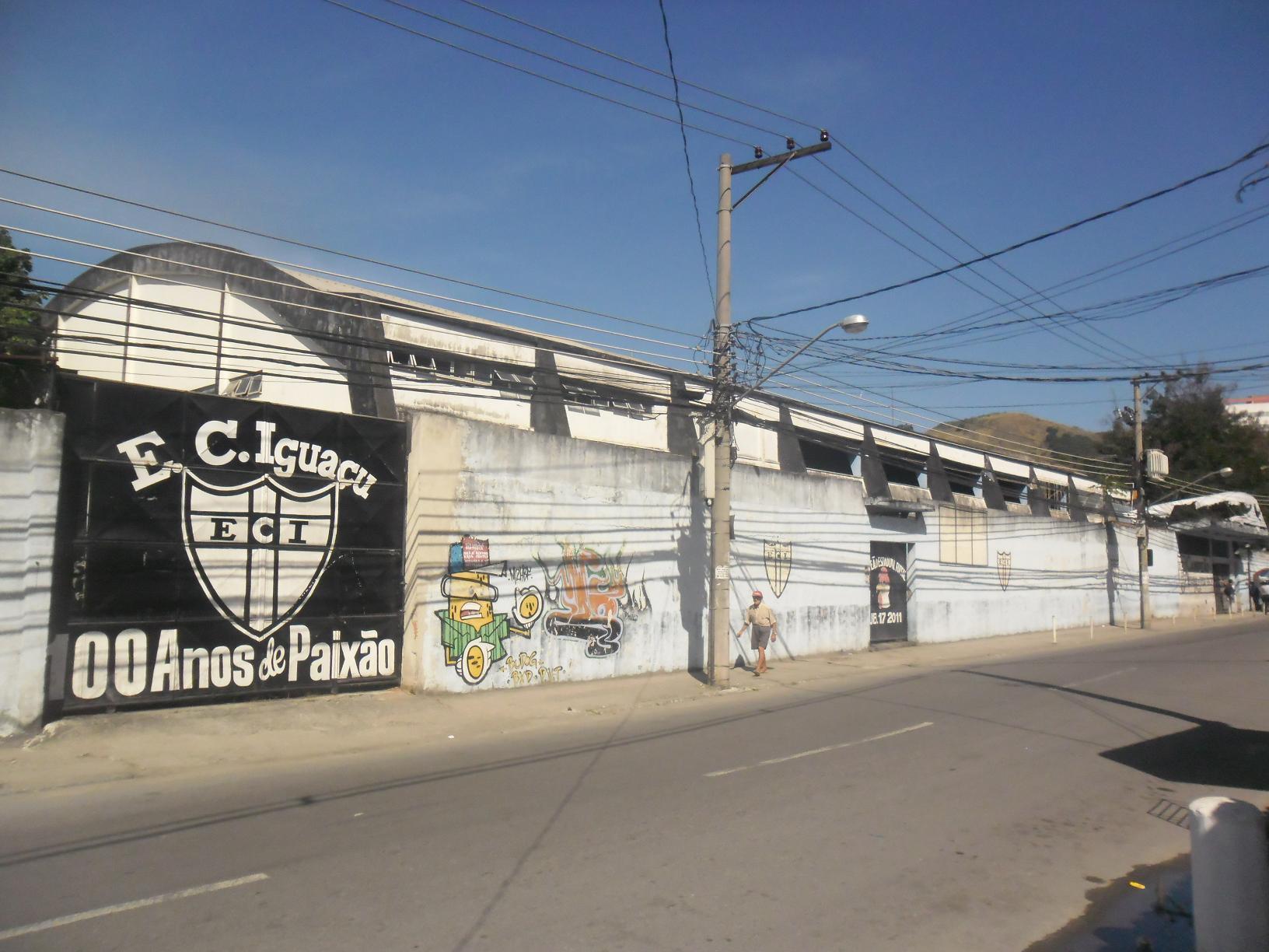 Resultado de imagem para esporte clube iguaçu