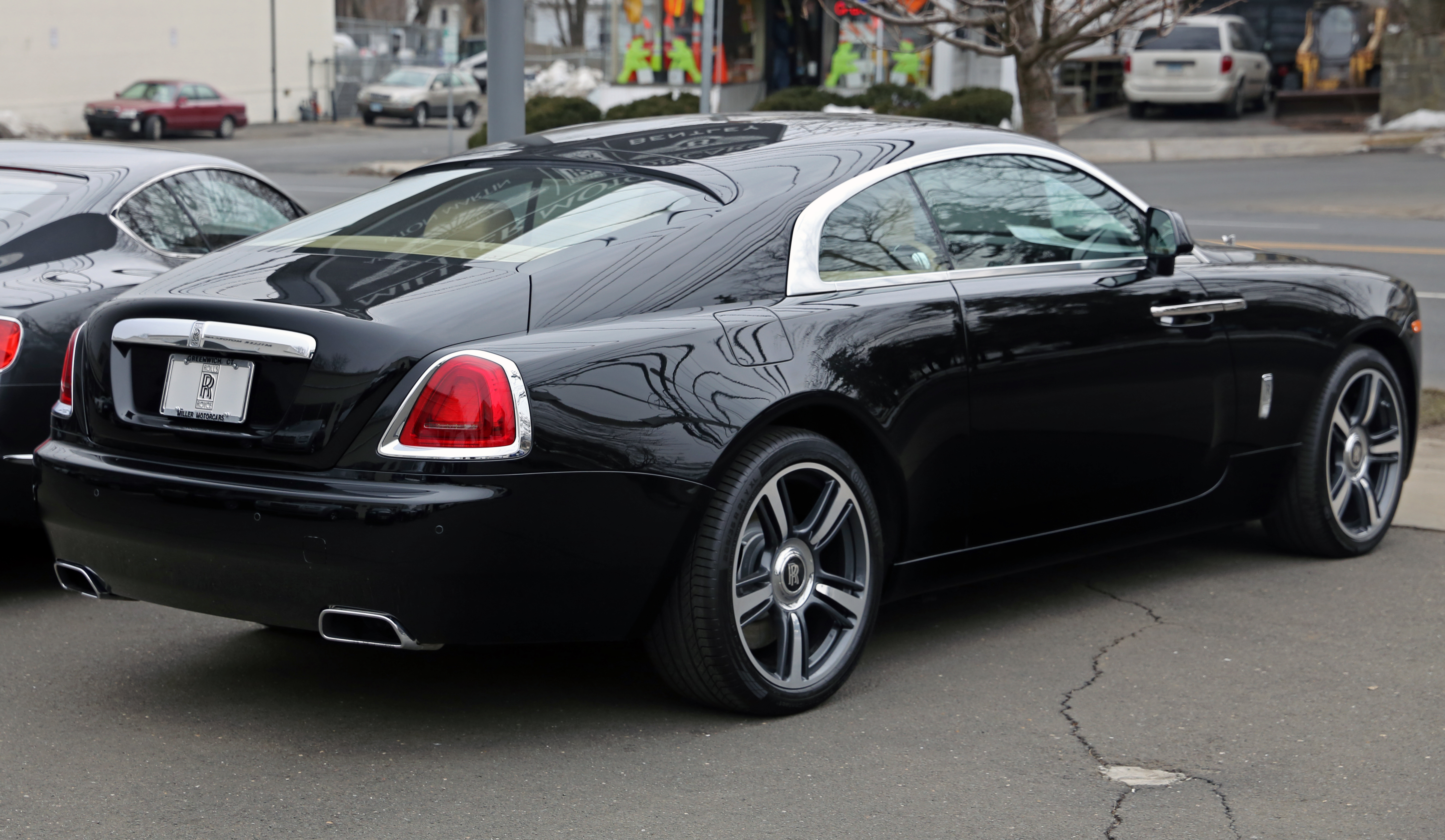 Rolls Royce Wraith Wikipedia Rolls-royce Wraith