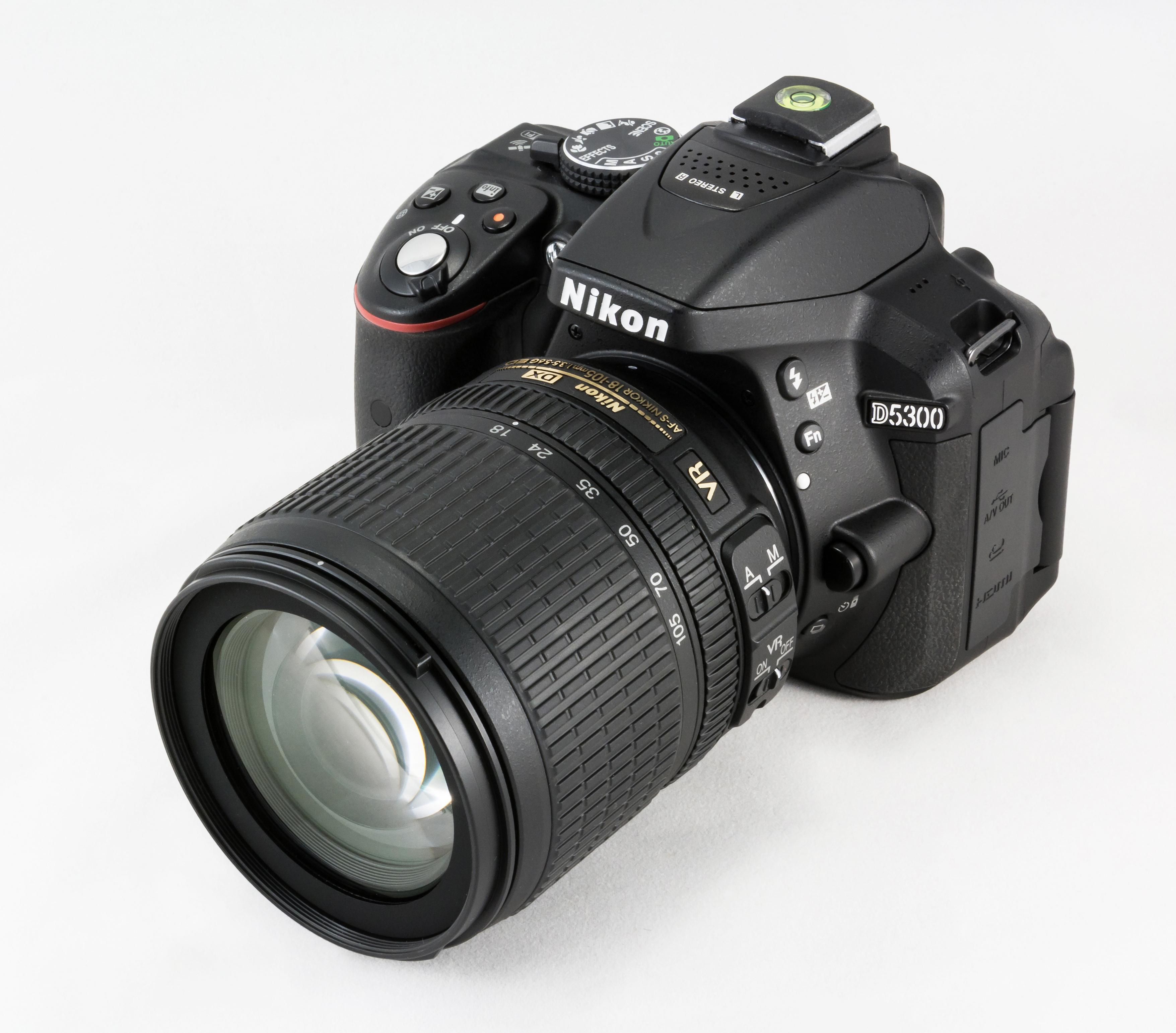 Nikon D5300 - Wikipedia