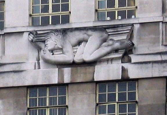 North Wind (1928) 55 Broadway, London