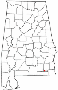 Loko di Clayhatchee, Alabama