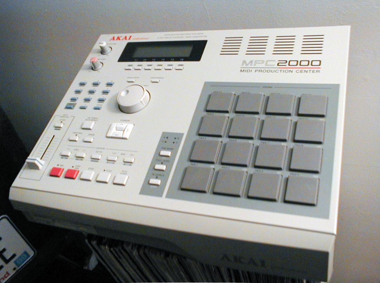 Sampler (musical instrument) - Wikiwand