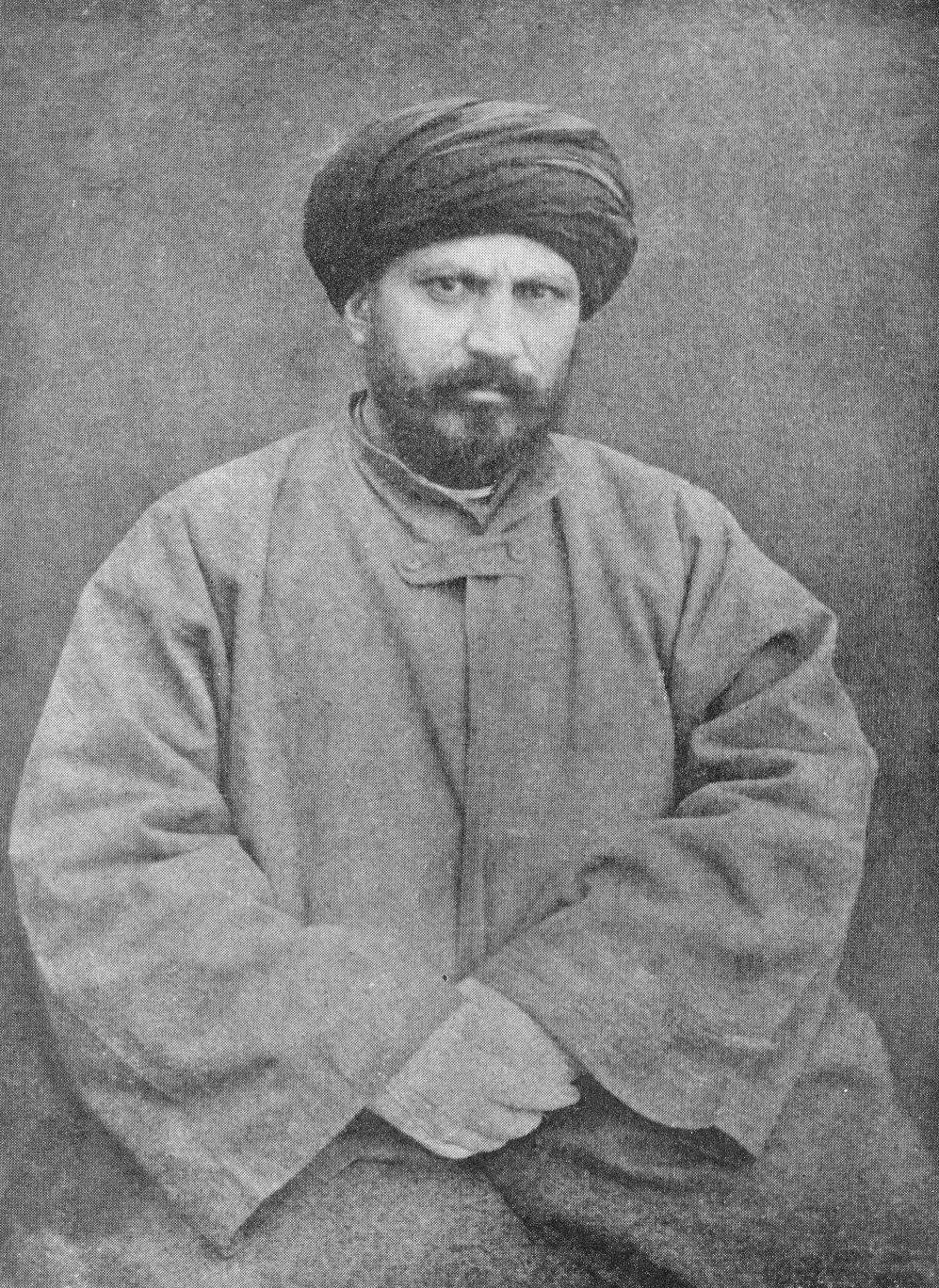 Der wohl bekannteste Reformer, Jamal ad-Din Afghani. (Quelle: Wikimedia Commons, gemeinfrei)