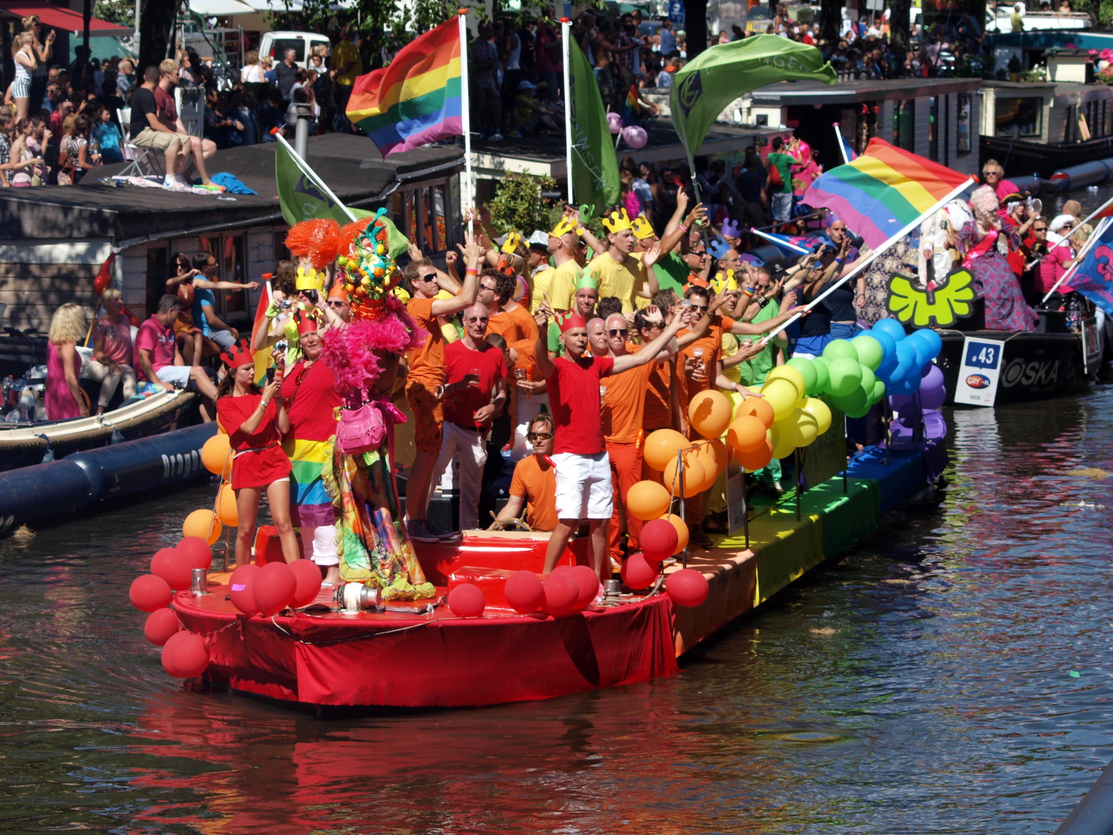 Gay speed dating amsterdam