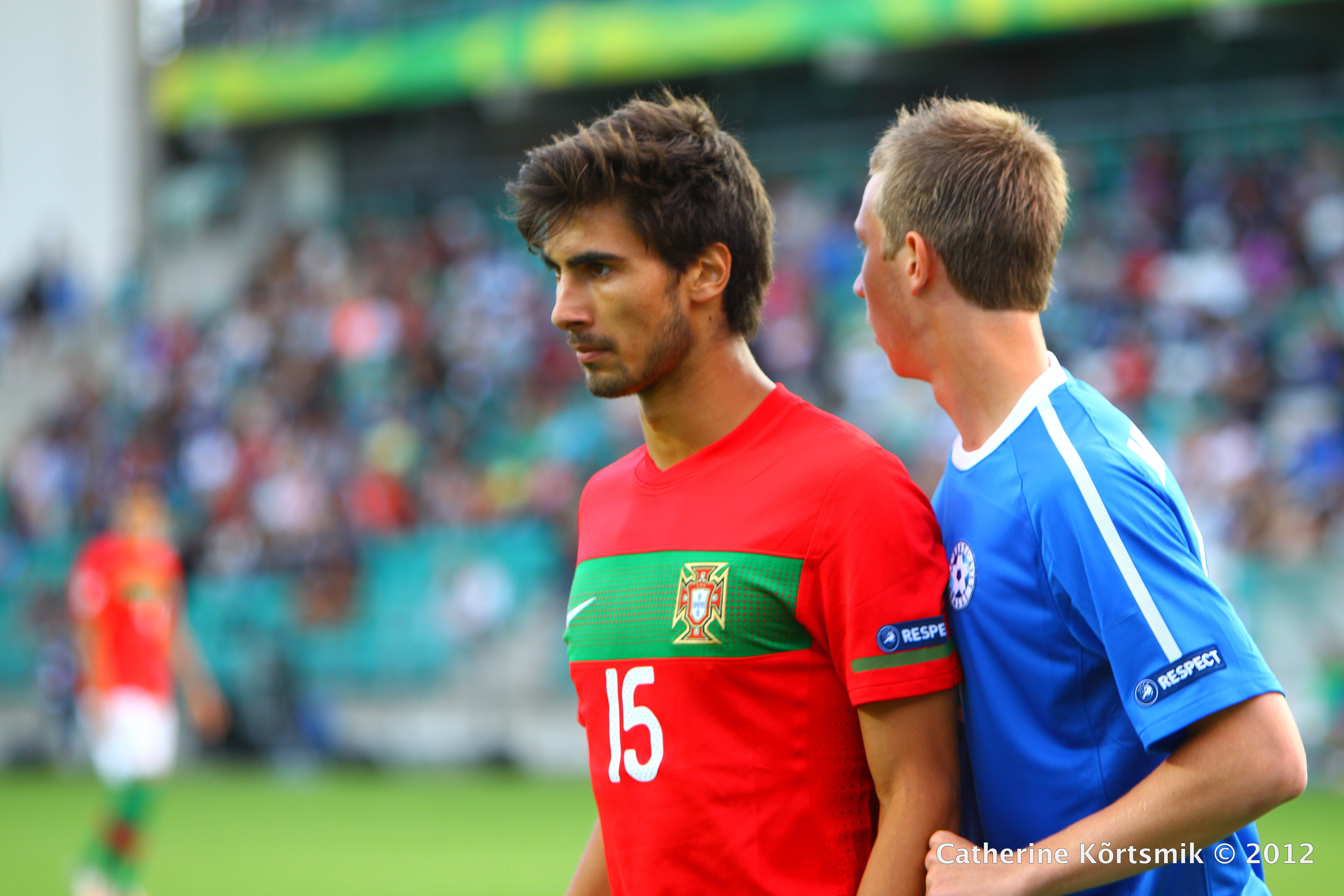 Image Result For Andre Gomes