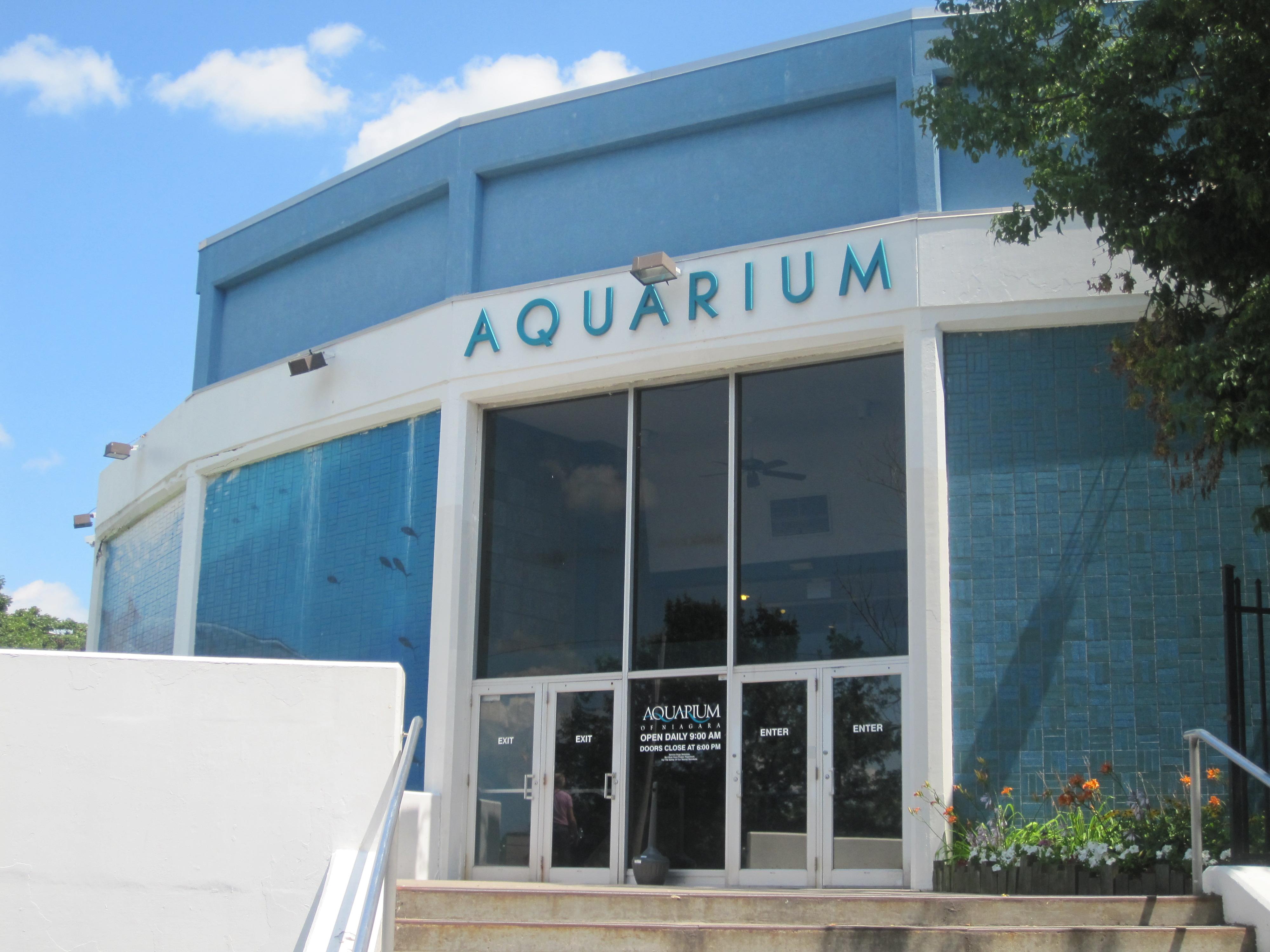 File Aquarium At Niagara Falls Img 1390 Jpg