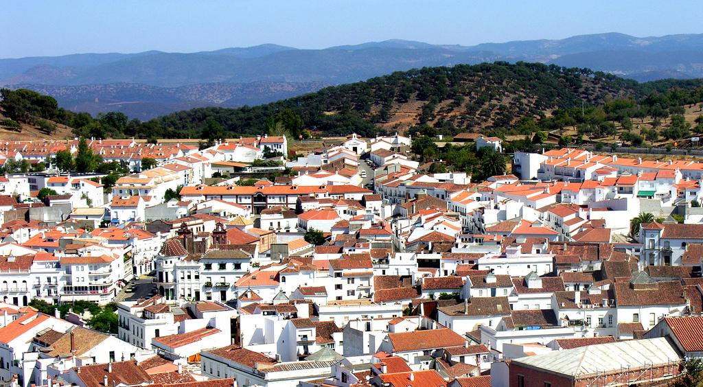 Aracena Spain  city images : Aracena in Spain 01 Wikimedia Commons