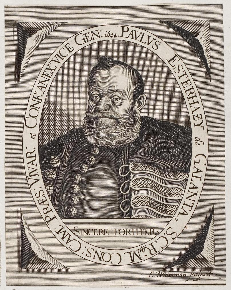 Pál Esterházy (1587–1645)