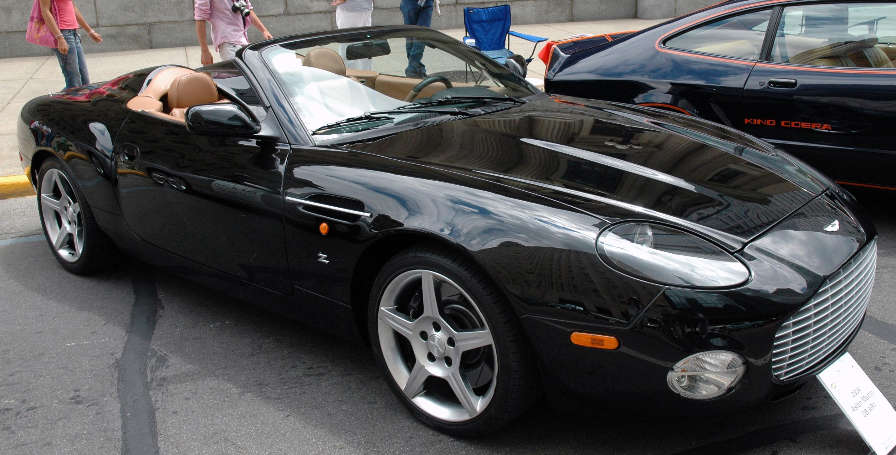 Furious  Car Build Aston Martin Db
