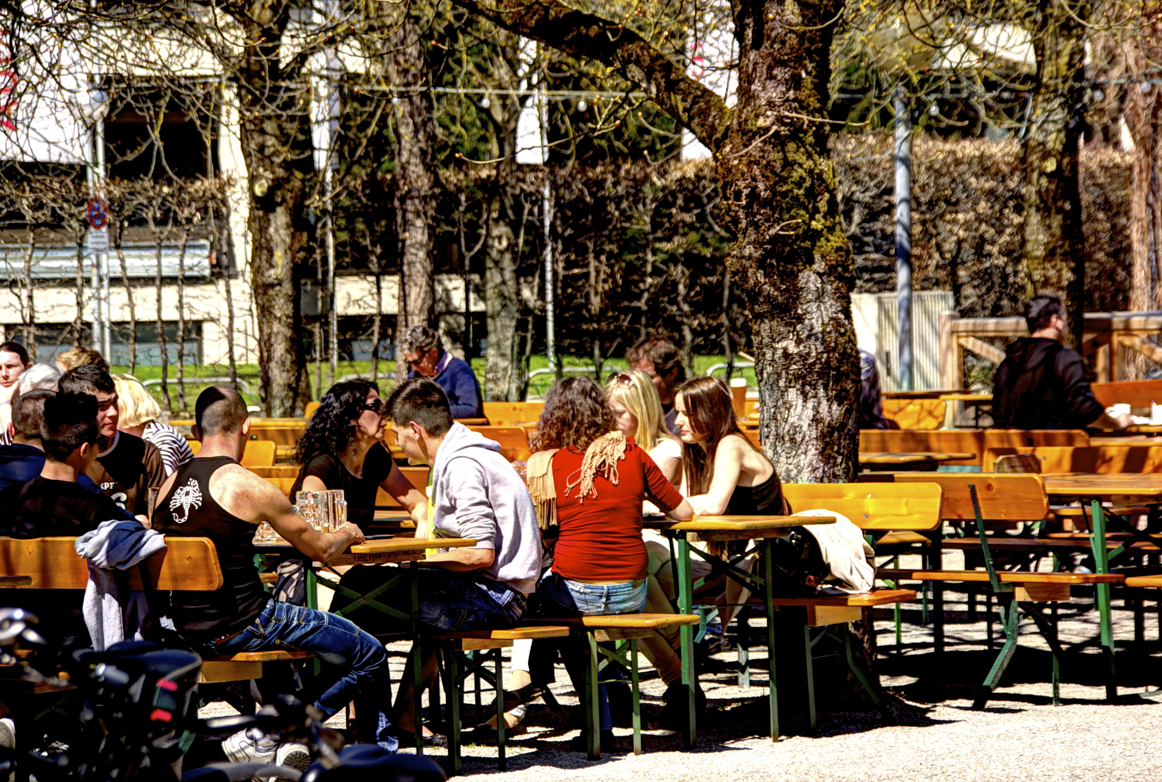 westpark münchen biergarten