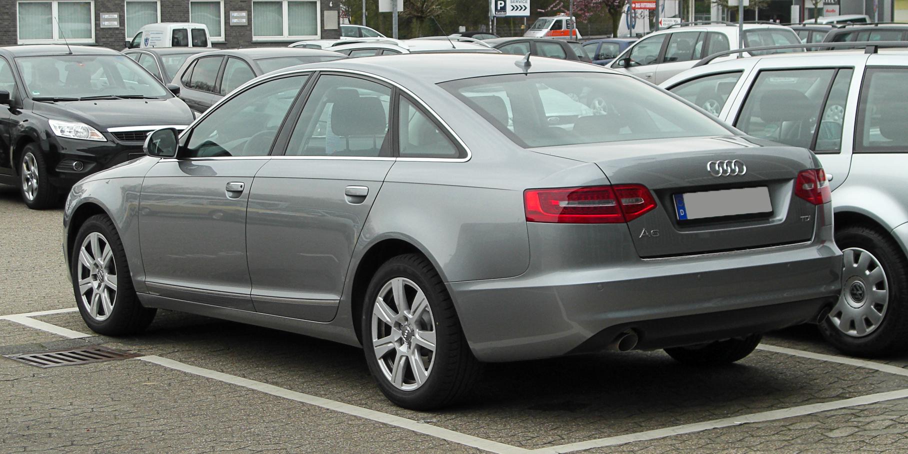 Kekurangan Audi C6 Spesifikasi