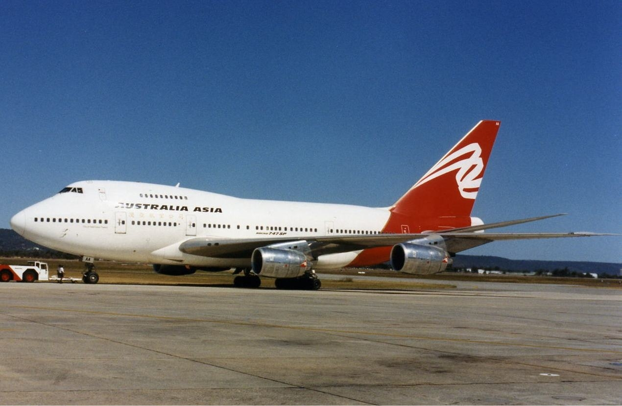 Ayr Australia  city images : Australia Asia Airlines Boeing 747SP Wheatley Wikipedia ...