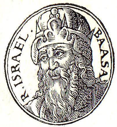 Baasha of Israel
