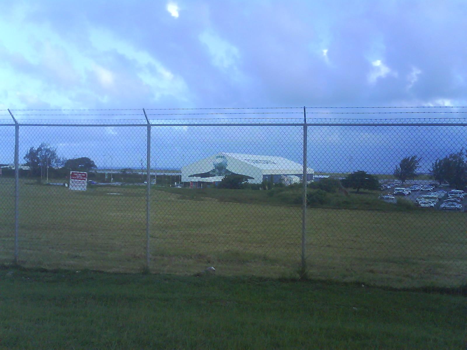 Concorde Museum Barbados File:barbados Concorde