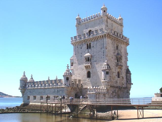 Tour De Belem Lisbon Portugal