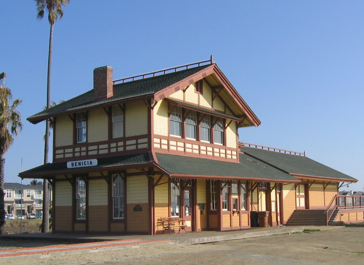 california train stations