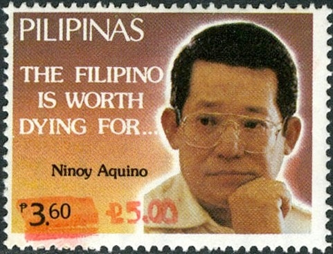 "ninoy aquino essay Assassinated by the marcos regime 20 years ago, benigno ""ninoy"" aquino jr had seemed, in the first 40 years of his life, a most unlikely hero."