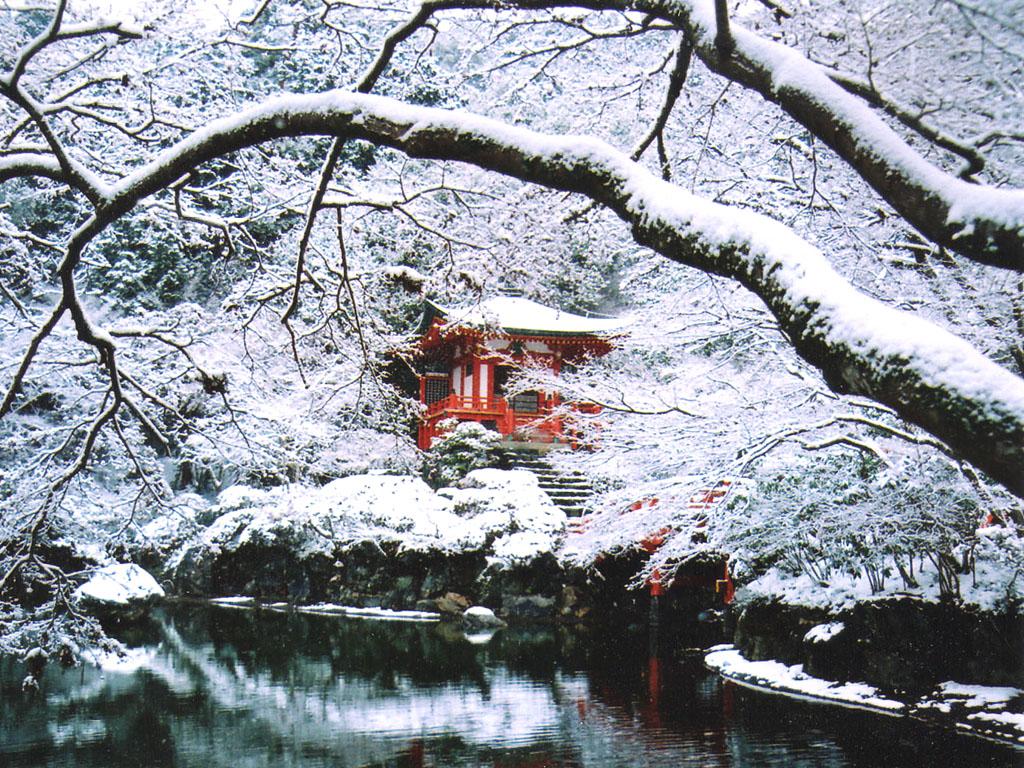 file benten do in snow daigo ji kyoto. Black Bedroom Furniture Sets. Home Design Ideas