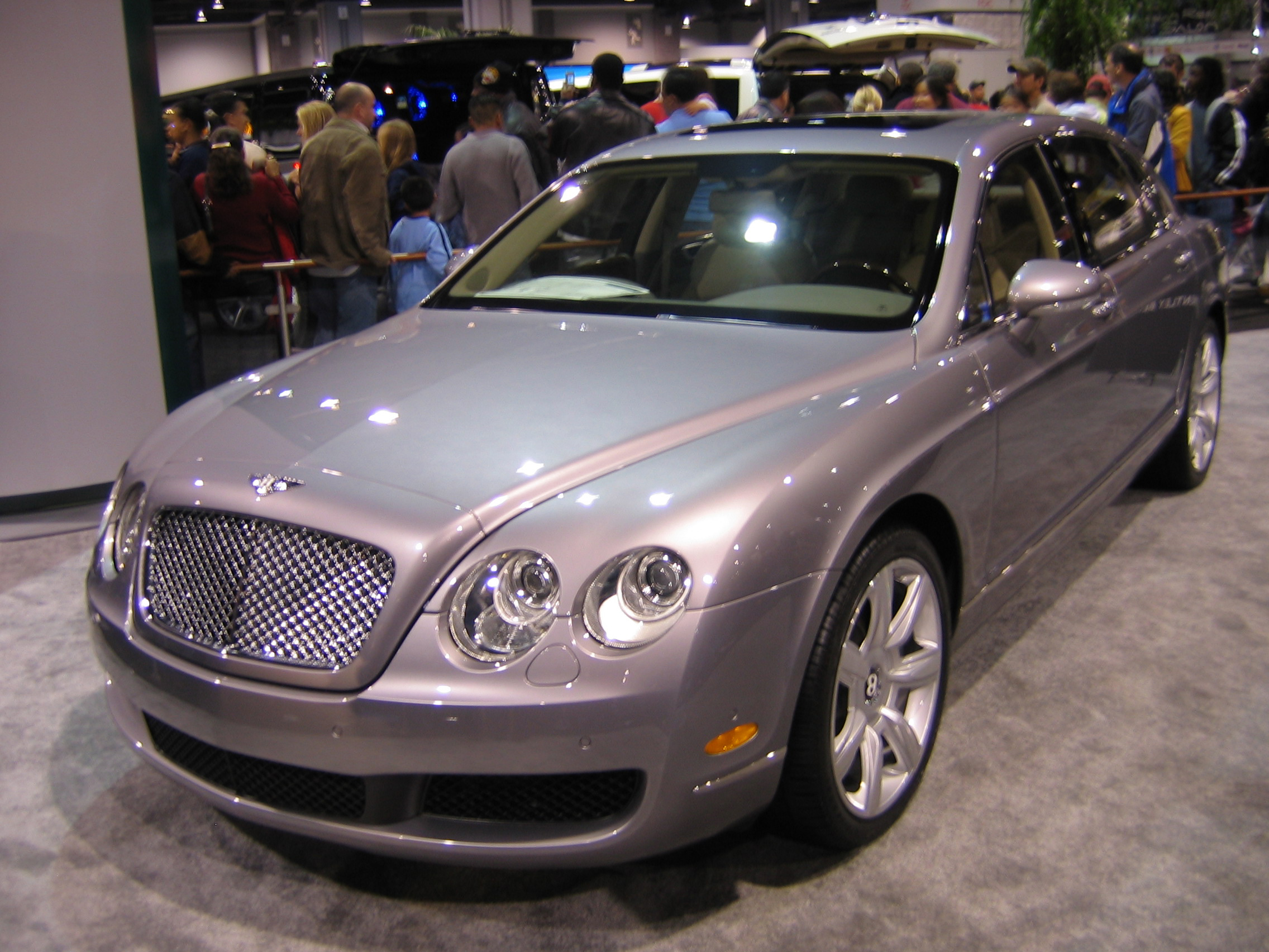 used auto gt continental livingston bhp lothian bentley west